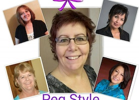 Click here to support Peg Style by Cindy Myskiw