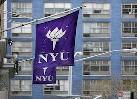 Protests erupt at NYU amid event by conservative speaker