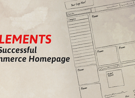 7 Elements of a Successful Ecommerce Homepage