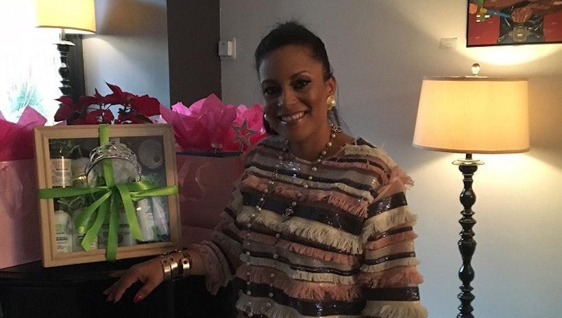 Bravo TV's Lisa Nicole Cloud's Mother & Daughter Tea Party NYC