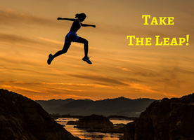 Take The Leap & Create A Free, Impactful and Rich Life
