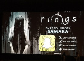 Rings Released in Theaters on February 3, 2017