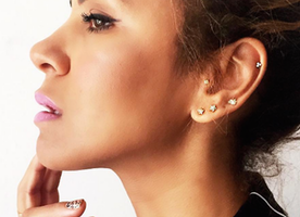The Biggest Piercing Trends For 2017 According To A Pro Piercer