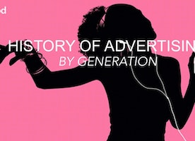 History of Advertising by Generation