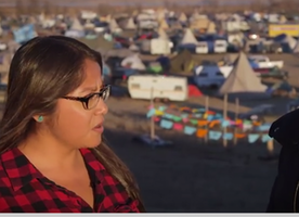 Dakota Access Pipeline protesters evicted over pollution concerns