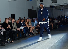 Inside The Inaugural Blue Jacket Fashion Show & Dinner Benefiting The Prostate Cancer Foundation