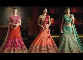 Wedding Lehenga Choli | Latest Designer Indian & Partywear IndoWestern Lehengas for Stylish Ladies