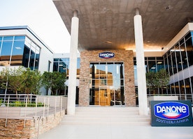 Walk through Danone's Offices, Around the World