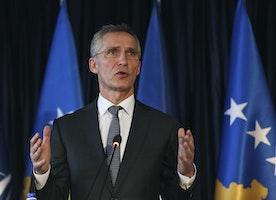 Jens Stoltenberg, Trump discuss NATO member dues, spending in phone call