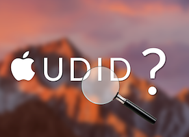 HOW TO GET UDID OF YOUR IPHONE WITHOUT BEING TECHNICALLY CHALLENGED