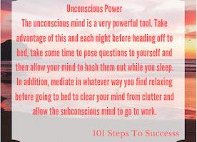 Unconscious Power
