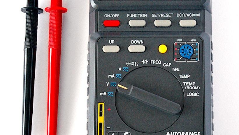 The best instrument for electrical measurement- fluke