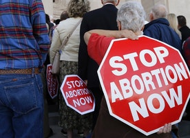Law lets husbands sue wives to stop abortion