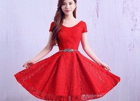Cute Outfits For Valentine Day