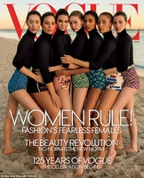 Vogue Fails Again: March 2017 Issue Depicts Everything That's Wrong with Fashion Today