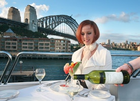 Pick the Sydney Harbour Lunch Cruise that suits you best