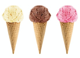 Craving Sweets? Here are some *healthy* ice cream choices!