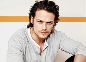 Man of Style: Outlander's Sam Heughan