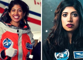 After Kalpana Chawla & Sunita Williams, Here's the 3rd Indian-Origin Woman to Go to Space