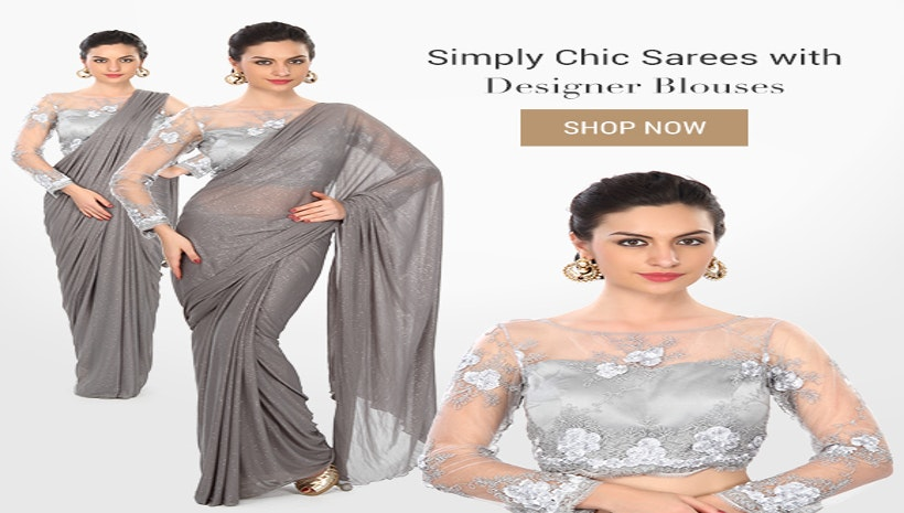 Top 4 Innovative Blouse Designs for a Smart Look