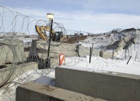 Five Dakota Access pipeline activists indicted for torching bridge