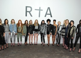 RtA Celebrates Fall/Winter 2017 Presentation At New York Fashion Week
