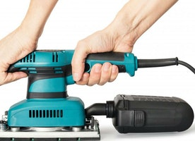 Get All Your DIY Projects Done Right with a Random Orbital Sander