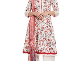 Shop for amazing salwar suits for women only from BIBA!