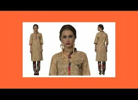 Kurtis Latest Designs | Designer Kurti Patterns of 2017 with Long Sleeve for Women | Designersandyou