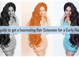 In Depth Guide for Hair Extensions for Curly Hair Girl
