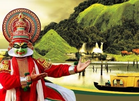 Adventure and Peace Merged on Your Honeymoon with Kerala Tourism