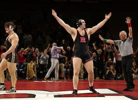 Rutgers wrestling to visit Lehigh in national duals rematch of 2013, 2016 thrillers