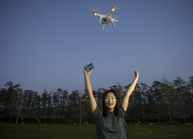 Irvine girl among Young Innovators to Watch for smartphone app that helps locate missing people