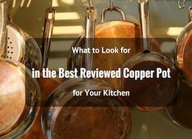 Top 5 Best Copper Cookware Reviews | COMPARISON 2017