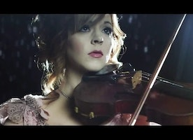My Song of Choice - Shatter Me by Lindsey Stirling