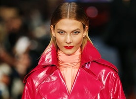 Karlie Kloss Is Apparently In A Geisha-Themed Editorial - In Vogue's Diversity Issue, No Less