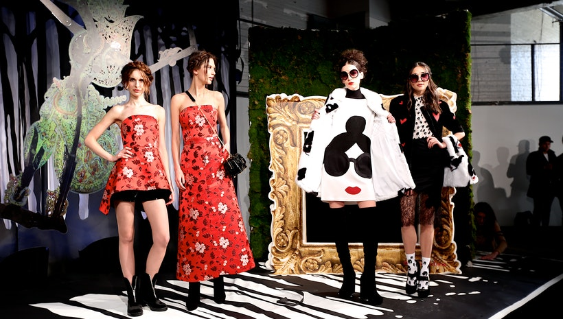 alice + olivia by Stacey Bendet Presents Fall 2017 Collection