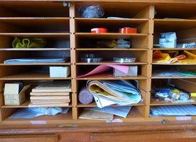 10 Ideas to Reduce Clutter in the New Year