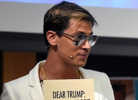 Sparks fly over Maher's booking of provocateur Milo