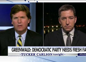 Greenwald: Democratic Party Has 'Collapsed as a National Political Force'