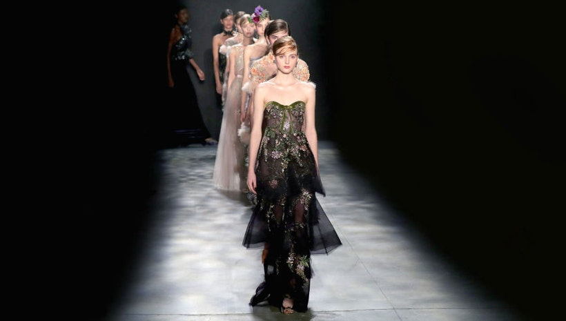 Marchesa Presents Fall/Winter 2017 Runway Show During #NYFW