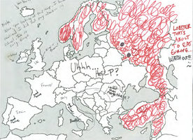 MOGUL Asked Americans to Label Europe. And The Results Are Hilarious / Sad (?)