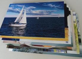 Digital Printing Sign Board - Aluminum Composite Panel