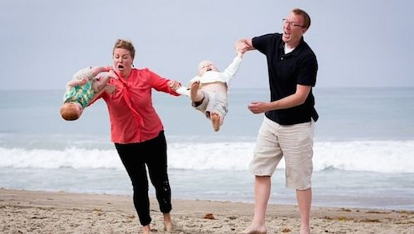 17 Family Photos That Went Extremely Wrong. These Are SO Hilarious. #3 Is My Favorite.