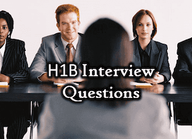 Appearing For H1B Visa Interview? Here Are The Tips!
