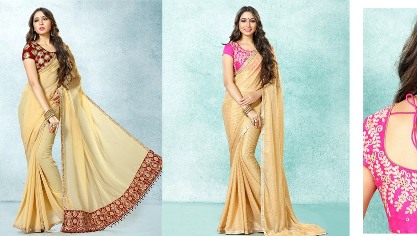 Top 10 Designer Sarees Every Indian Woman Should Own | FolkFashions