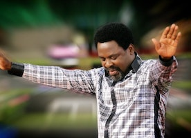 What Was TB Joshua's Prophecy for the People of Nigeria?