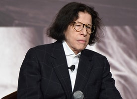 Fran Lebowitz: If beauty was within, there'd be no models