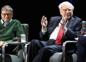 Warren Buffett once paid for Bill Gates' meal at McDonald's with coupons