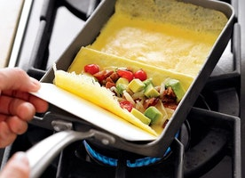 What You Need For The Best Omelette Pan - Just Another Food Blog - GoodFoodFun.com